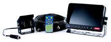 """NUOVO CCTV KIT RETROMARCIA 0 776 27 1 x 7 """"Schermo LCD 20 metri Cavo Remote Control"""