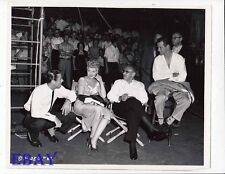 Director George Cukor Judy Holliday VINTAGE Photo Peter Laswford Jack Lemmon