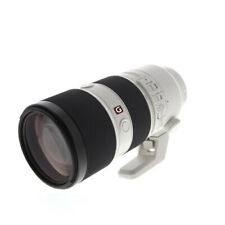 Sony Fe 70-200mm f/2.8 Lente SEL70200GM Gm Oss