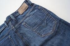 Diesel viker R box señores Men Jeans Hose 28/32 w28 l32 Stone Wash 008ss azul # ö