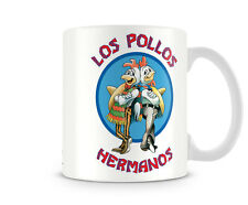 Breaking Bad Los Pollos Hermanos Chicken Brothers Kaffee Becher Coffee Mug Tasse