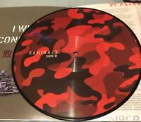 EMINEM KAMIKAZE (2018) NEW SEALED LIMITED EDITION RED CAMO PICTURE DISC VINYL LP