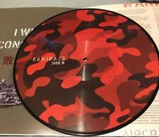 EMINEM KAMIKAZE (2018) NEW SEALED LIMITED EDITION RED CAMO PICTURE DISC VINYL LP