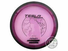 USED MVP Disc Sports Proton Tesla 175g Purple Distance Driver Golf Disc