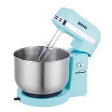 Brentwood SM-1162BL 5-Speed Stand Mixer with 3 Quart Stainless Steel Mixing Bowl
