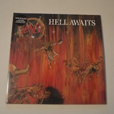 SLAYER - HELL AWAITS - 2013 RECORD STORE DAY LP BI-COLOR VINYL NEW AND SEALED