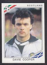 Panini - Mexico 86 World Cup - # 344 Davie Cooper - Scotland