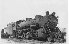 AA909 RP 1949/60s? GM&O RR GULF MOBILE OHIO RAILROAD TRAIN ENGINE 480 JACKSON TN