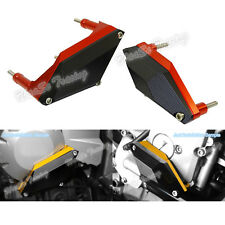 Rouge protection carter moteur sliders pour YAMAHA FZ6R FZ6 XJ6 F/N/S Diversion
