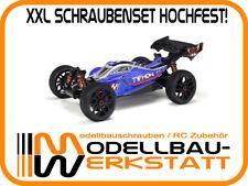 XXL Schrauben Set Stahl hochfest ARRMA Typhon Talion Kraton 2018 V3 screw kit