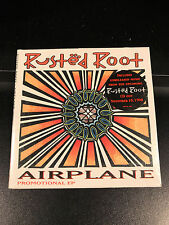 Rusted Root-Airplane Promo EP-CD-VG Condition-Harlequin Records