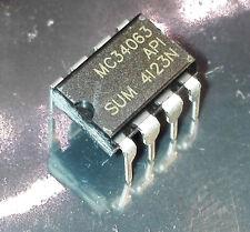 3x * mc34063 * 34063 * DC-DC Convertitore 100khz, 1,5a dip8