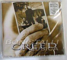 CREED - MY SACRIFICE - CD Single Sigillato + Video