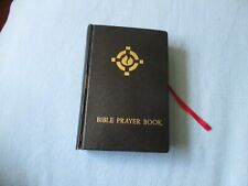1967 BIBLE PRAYER BOOK Catholic Church PRAYERS St Pius X Monastery PEVELY MO