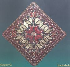 Needlepoint Canvas Pattern Margery Williams Christine ornament & canvas