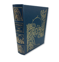 Easton Press, Hyperion Dan Simmons Leather Masterpieces Science Fiction Sci-Fi