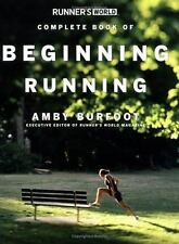 Runner's World Complete Book of Beginning Running by Burfoot, Amby