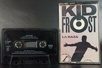 La Raza by Kid Frost (Cassette Tape, Virgin Records, 1990)