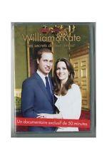 """William Et Kate """"Les Secrets De Leur Amour"""" - DVD - NEUF - VERSION FRANÇAISE"""