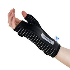 Breathable Wrist Thumb Splint Support Brace for Pain Relief - Right Left
