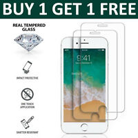 For Apple IPhone 6S Plus - 100% Genuine Tempered Glass Film Screen Protector