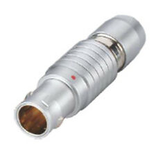 FGG.0B.302.CLAD21 PUSH PULL CONNECTOR EQUAL -  INTERCHANGEABLE WITH LEMO