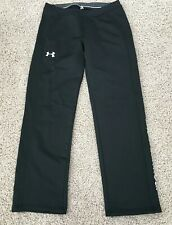 NWT Under Armour Youth Storm1 Long Fleece Pants Purple Water Resistant YMD New