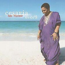 "Cesaria Evora ""Sao Vicente"" CD! BRAND NEW! STILL SEALED!!"