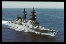 USS Ingersoll dd-990 Destroyer tarjeta postal NOS MARINA Enviar (card1)