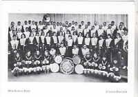 "*Postcard-""The College Park High School Band"" -1965-  - *College Park GA (#153)"