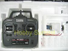 Futaba 2.4G  ATTACK  4YWD   4-Ch R/C  Highlift  Tamiya 4WD Truck MFC-02  Bruiser