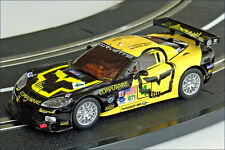 Kyosho Dslot  CHEVROLET CORVETTE C6R 2007 ALMS  1:43  für Autorennbahn Slotcar