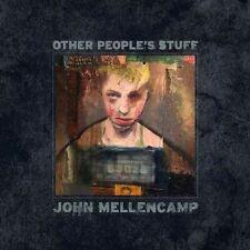JOHN MELLENCAMP - OTHER PEOPLE'S STUFF (CD, 2018) Brand New