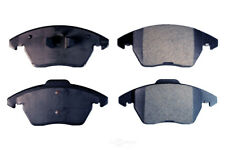 Disc Brake Pad Set-Semi-Metallic Pads Front Autopartsource MF1107A
