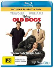 Old Dogs (Blu-ray, 2010)