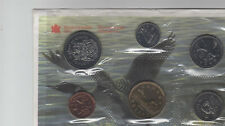 1993 Canada PL Set (6 Coins Cent to $1). MINT UNC.