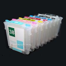 Recharge Remplissable 38 XL Longprint CARTOUCHE D'Encre pour Hp