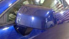 06-09 Cadillac XLR Left Driver Power Door Mirror (Luxo Blue 19u) 15227004