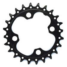 Shimano SLX FC-M675 24T Chainring 2x10 speed Type AM (38-24) 64mm BCD