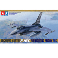 Tamiya 61101 Lockheed Martin F-16C Bloc 25/32 Fighting Falcon ANG 1/48