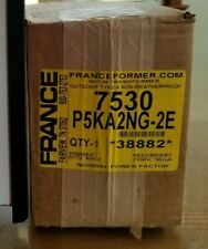 New Franceformer 7530 P5ka2ng 2e Neon Transformer 277v Primary