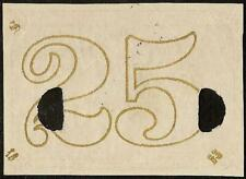 25 CENT EXPERIMENTAL FRACTIONAL CURRENCY SPECIMEN NOTE PAPER MONEY PMG 63 EPQ