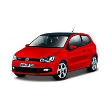 BBURAGO 21059 VW POLO 5 GTI Red Scale 1:24 Model Car NEW! °