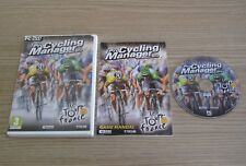 Pro Cycling Manager Saison 2010 le Tour de France-PC-CD ROM Jeu-COMPLET