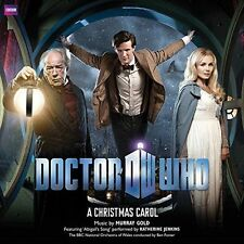 Doctor Who: A Christmas Carol [Original Soundtrack] LP (Vinyl, Nov-2014, Silva Screen)