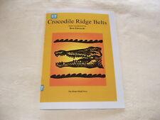 Crocodile Ridge Belts