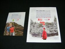 AMERICAN HEART ASSOCIATION magazine clippings print ads