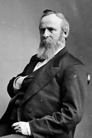 New 5x7 Photo: Rutherford B. Hayes, 19th President of the United States