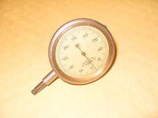 A. C. Ames Co.. Metric Reloj / Dial Gauge 1/100mm lectura-como La Foto