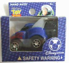 Rare Disney Emperor Zurg Pixar Toy Story Villain Nano Pull Back Car Auto Diecast
